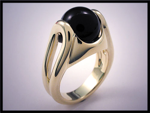 orbis jewelry quot contempotech quot ring